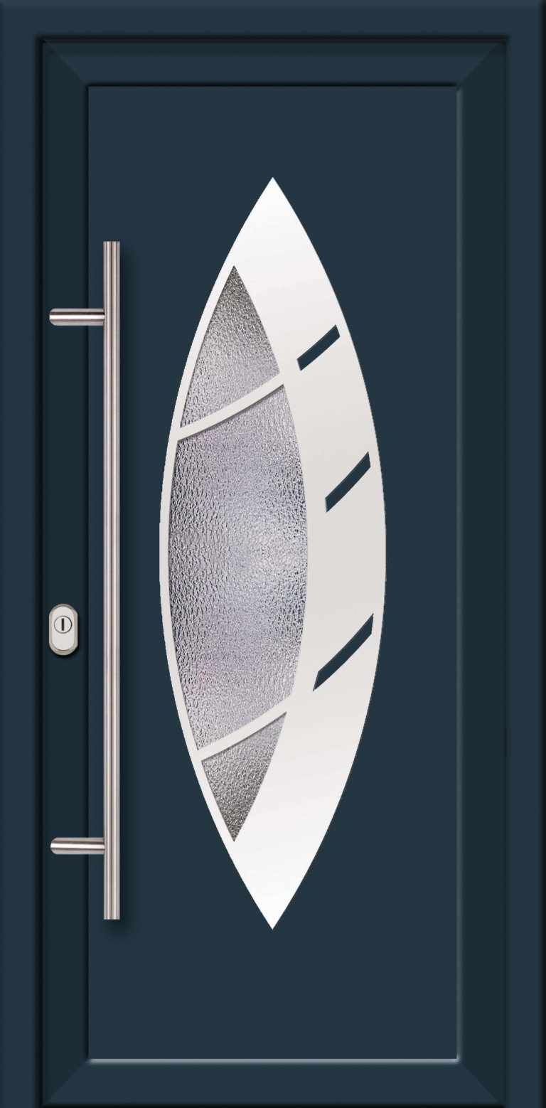 Hliníková dverová výplň AL214