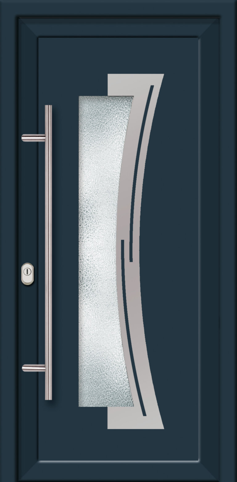 Hliníková dverová výplň AL229