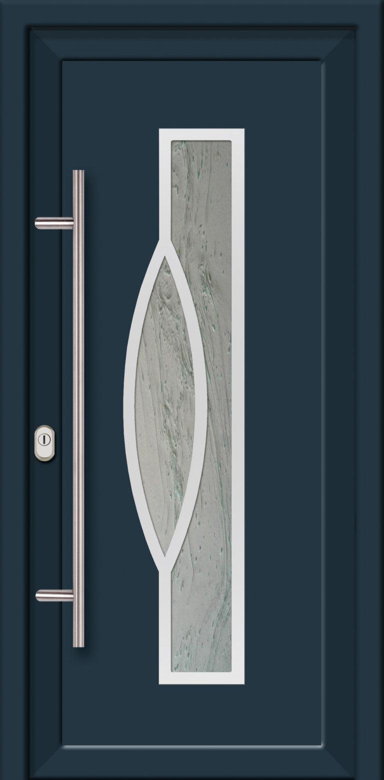 Hliníková dverová výplň AL230