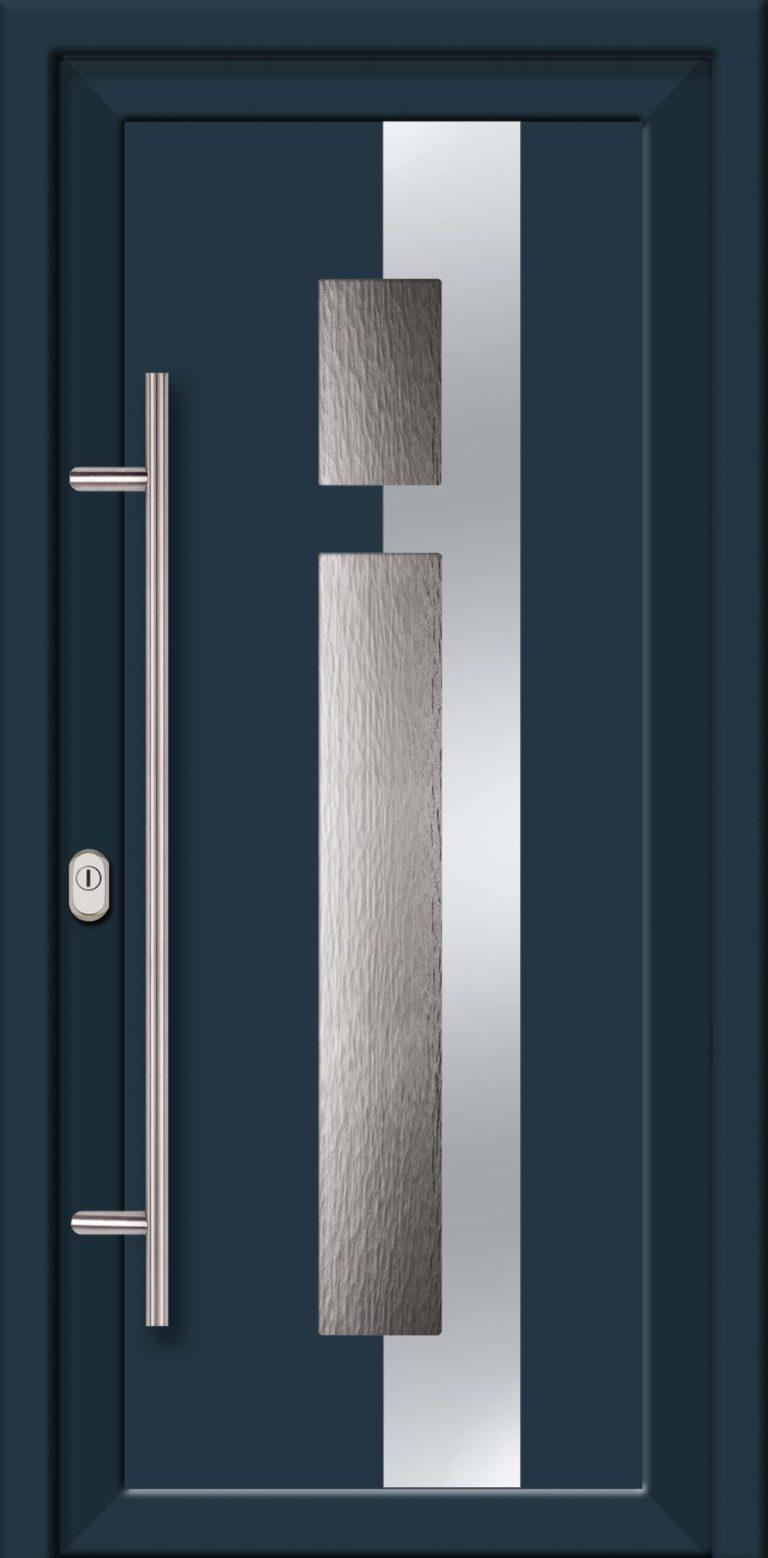 Hliníková dverová výplň AL219