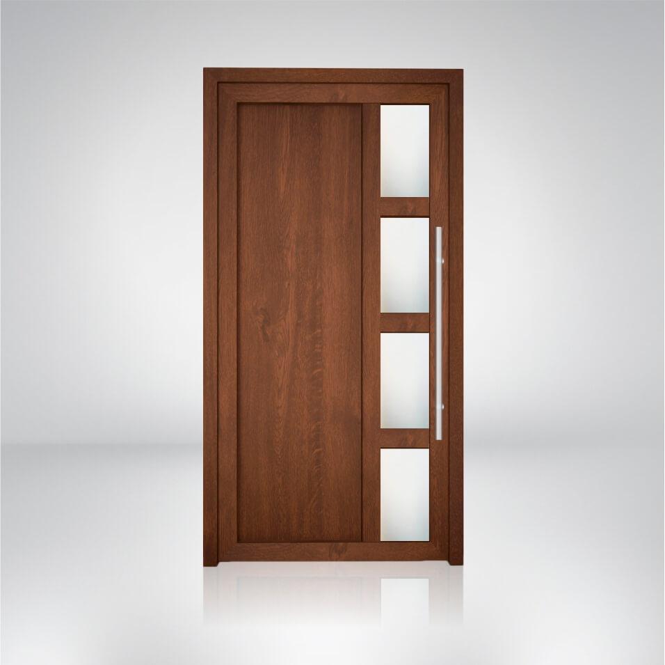Plastové dvere vzorka S3