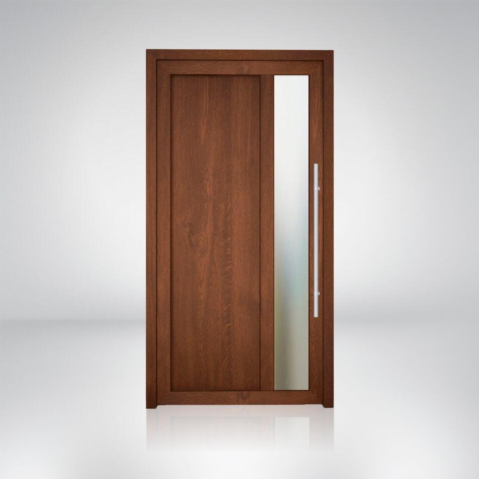 Plastové dvere vzorka S5
